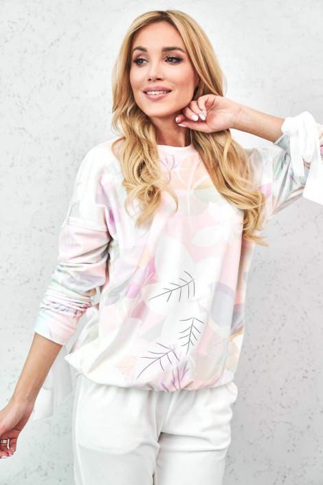 Bluza damska pastele